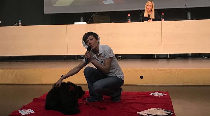 Perros y Letras en Innovaedum 2018