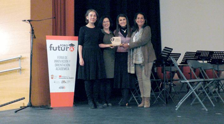 Perros y Letras recibe un premio al Fomento de la Innovación Educativa